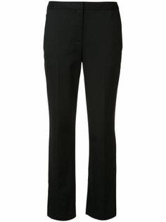 брюки прямого кроя Grey Jason Wu