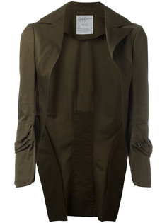 open tail jacket Yohji Yamamoto Vintage