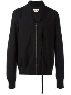 куртка-бомбер  с завязками на горловине Damir Doma