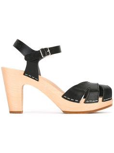 Zuzanne sandals Swedish Hasbeens