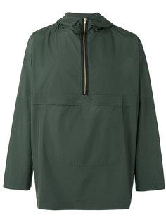 half zip cagoule jacket Oliver Spencer