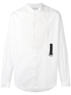 contrast bib shirt  J.W.Anderson