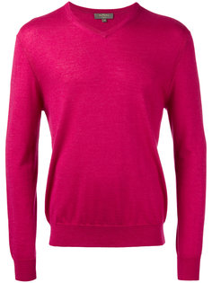V neck sweatshirt  N.Peal