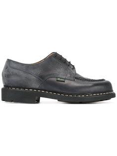 ботинки на шнуровке Paraboot