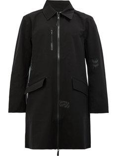 пальто на молнии Yang Li