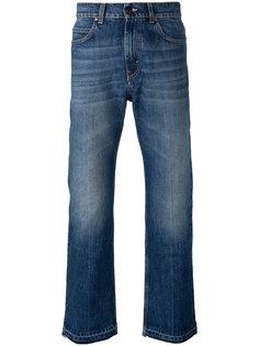 джинсы с потертой отделкой Stella McCartney