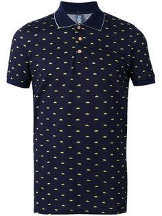 car print polo shirt Fefè