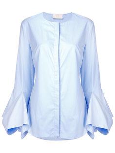рубашка с рукавами клеш Sara Battaglia