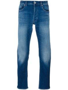потертые джинсы Stone Island