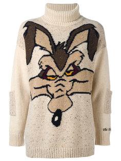 Wile E. Coyote Sweater Jc De Castelbajac Vintage