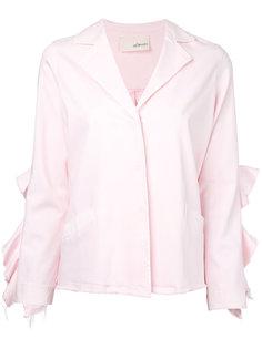 пиджак с оборками  Elaidi