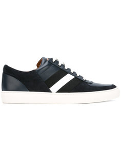 panelled lace-up sneakers  Bally