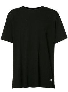 футболка с принтом сзади Stampd