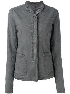 рубашка-куртка с потертостями Rundholz Black Label