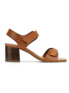 block heel sandals Studio Chofakian