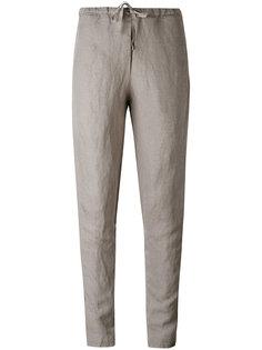 брюки с эластичным поясом Kristensen Du Nord