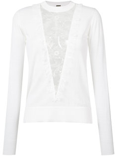 lace panel jumper Adam Lippes