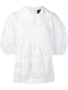 ажурная блузка Simone Rocha