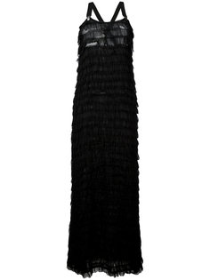 длинное платье Dai Damir Doma