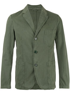 пиджак на трех пуговицах Aspesi