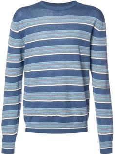 полосатый свитер Loewe