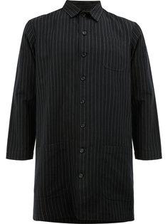 трикотажный пиджак свободного кроя Christopher Nemeth