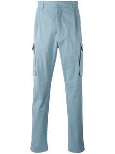 зауженные брюки-карго Qasimi