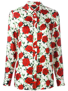 рубашка с цветочным принтом Alexander Wang