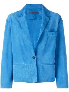 пиджак на пуговицах Simonetta Ravizza