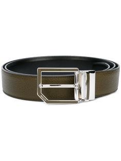 logo buckled belt Bally