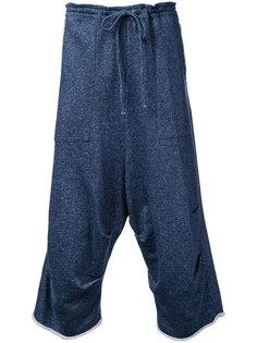 спортивные брюки с заниженной проймой Forme Dexpression