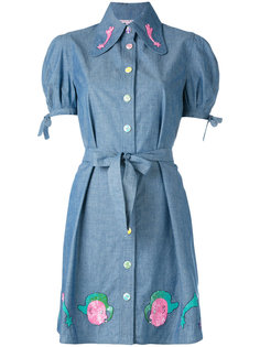 Masters Mistress shirt dress Olympia Le-Tan