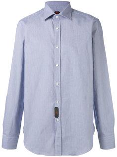 однотонная рубашка Mp  Massimo Piombo