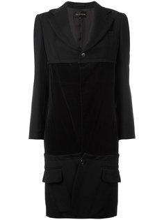 2001 single breasted coat Comme Des Garçons Vintage