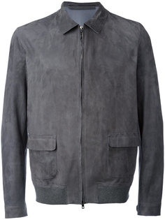 classic collar zipped jacket Salvatore Santoro