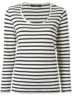 striped top Andrea Marques