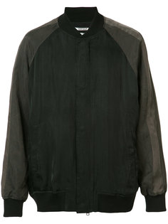 classic bomber jacket Robert Geller