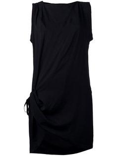 side-tie sleeveless top Ann Demeulemeester