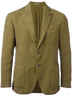 patch pocket blazer Gabriele Pasini