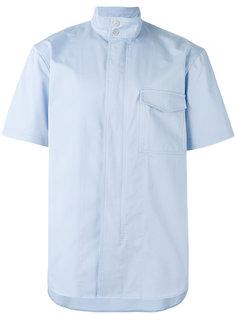 рубашка с карманом с клапаном  Diesel Black Gold