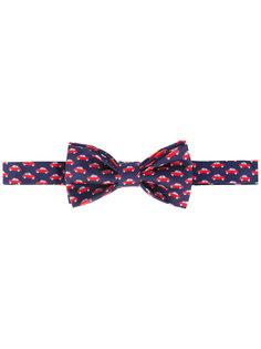 car print bow tie Fefè