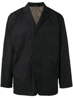 chest pocket shirt jacket Issey Miyake Men