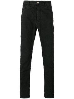 джинсы стандартного кроя Poème Bohémien