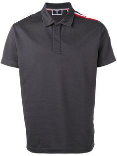 logo sleeve polo shirt  Rossignol