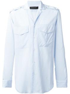 chest pockets shirt  Christian Pellizzari