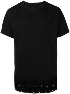 футболка с люверсами Rta