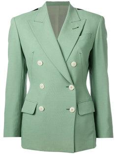 двубортный пиджак Jean Paul Gaultier Vintage