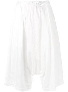 шорты с заниженным шаговым швом Comme Des Garçons Comme Des Garçons