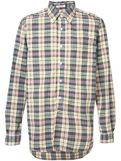checked shirt  Engineered Garments