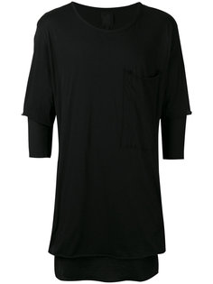 half sleeve layered top Thom Krom